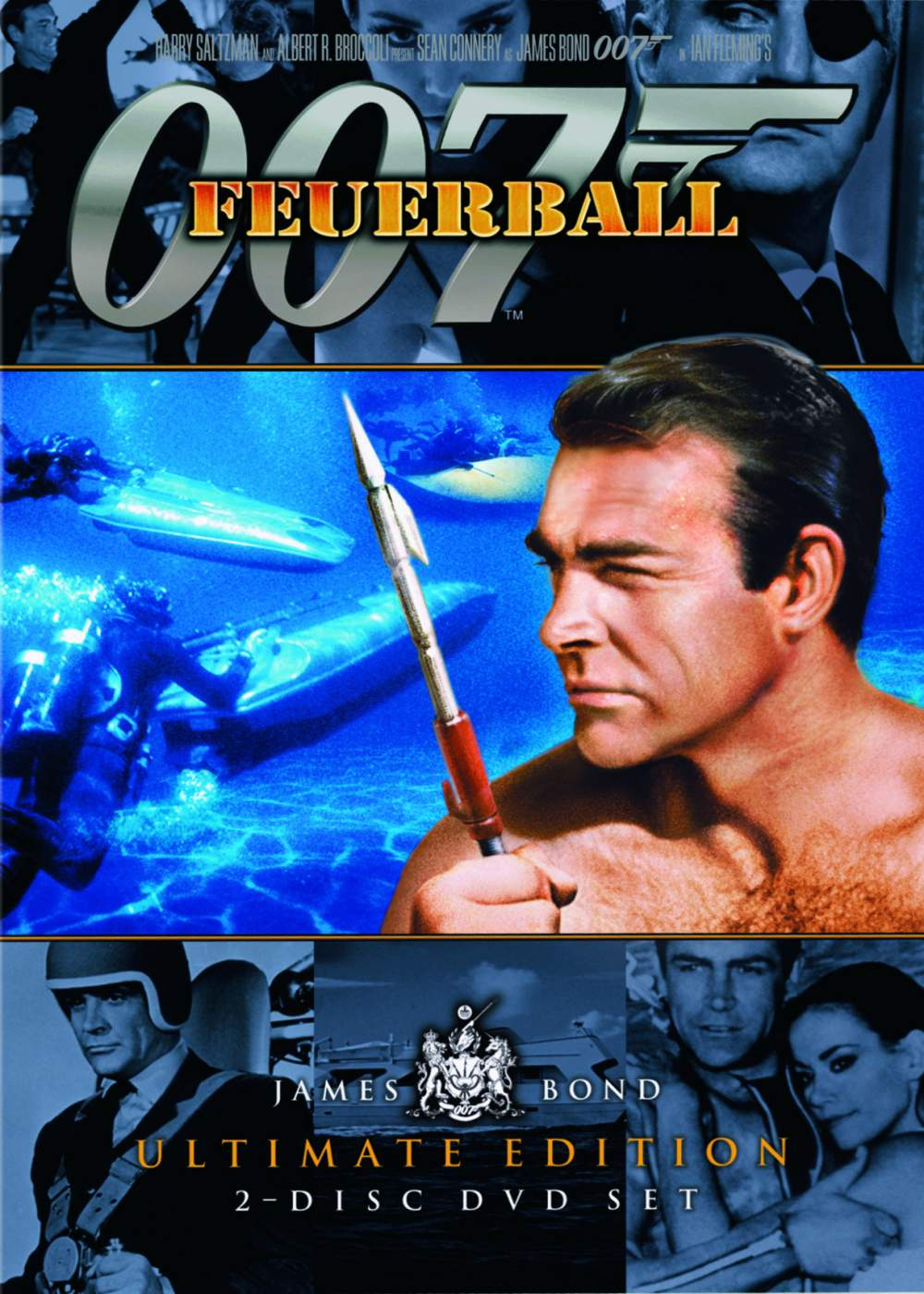 What Are Dts >> James Bond 007 - Feuerball - Film