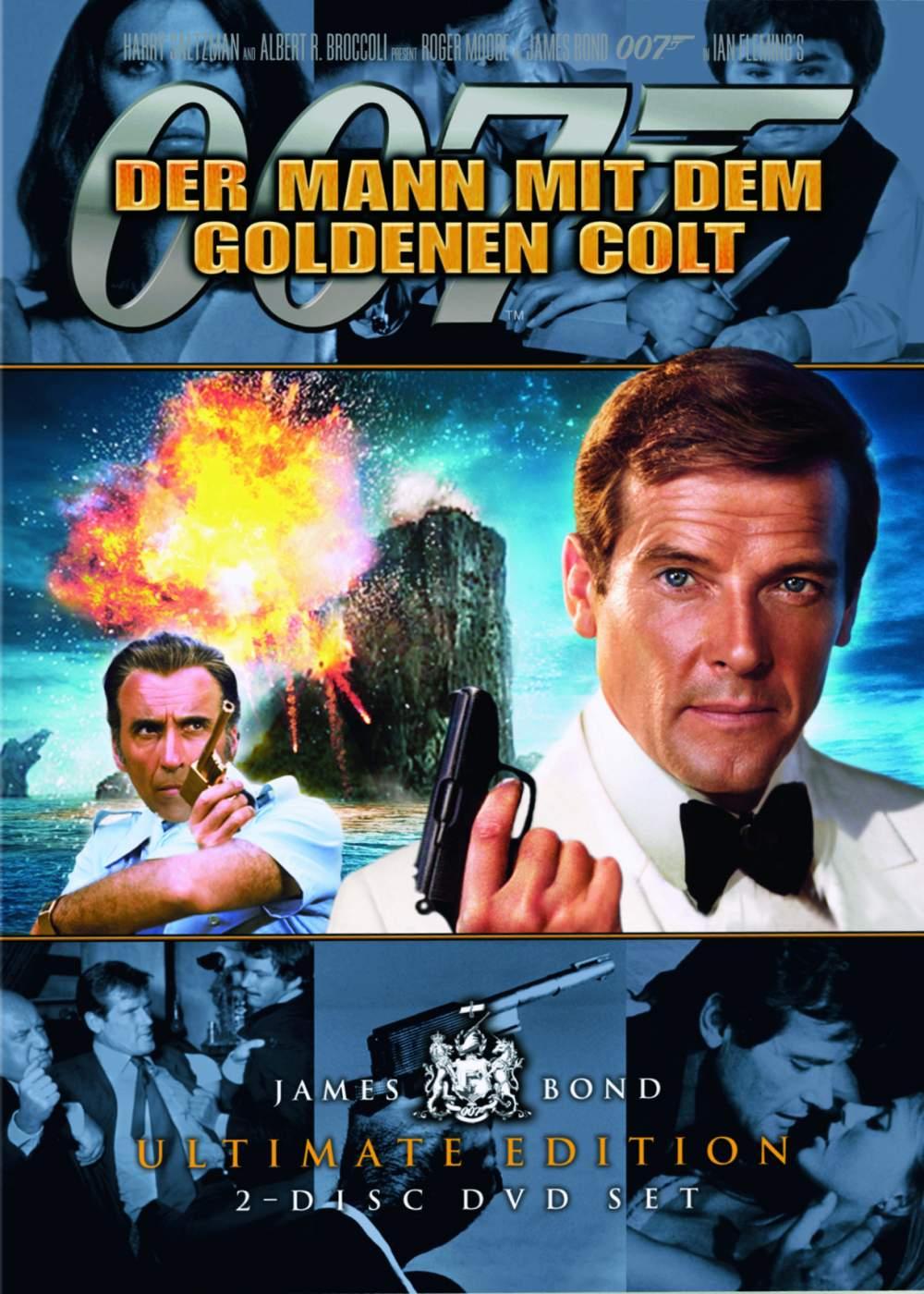 Der Mann Mit Dem Goldenen Colt