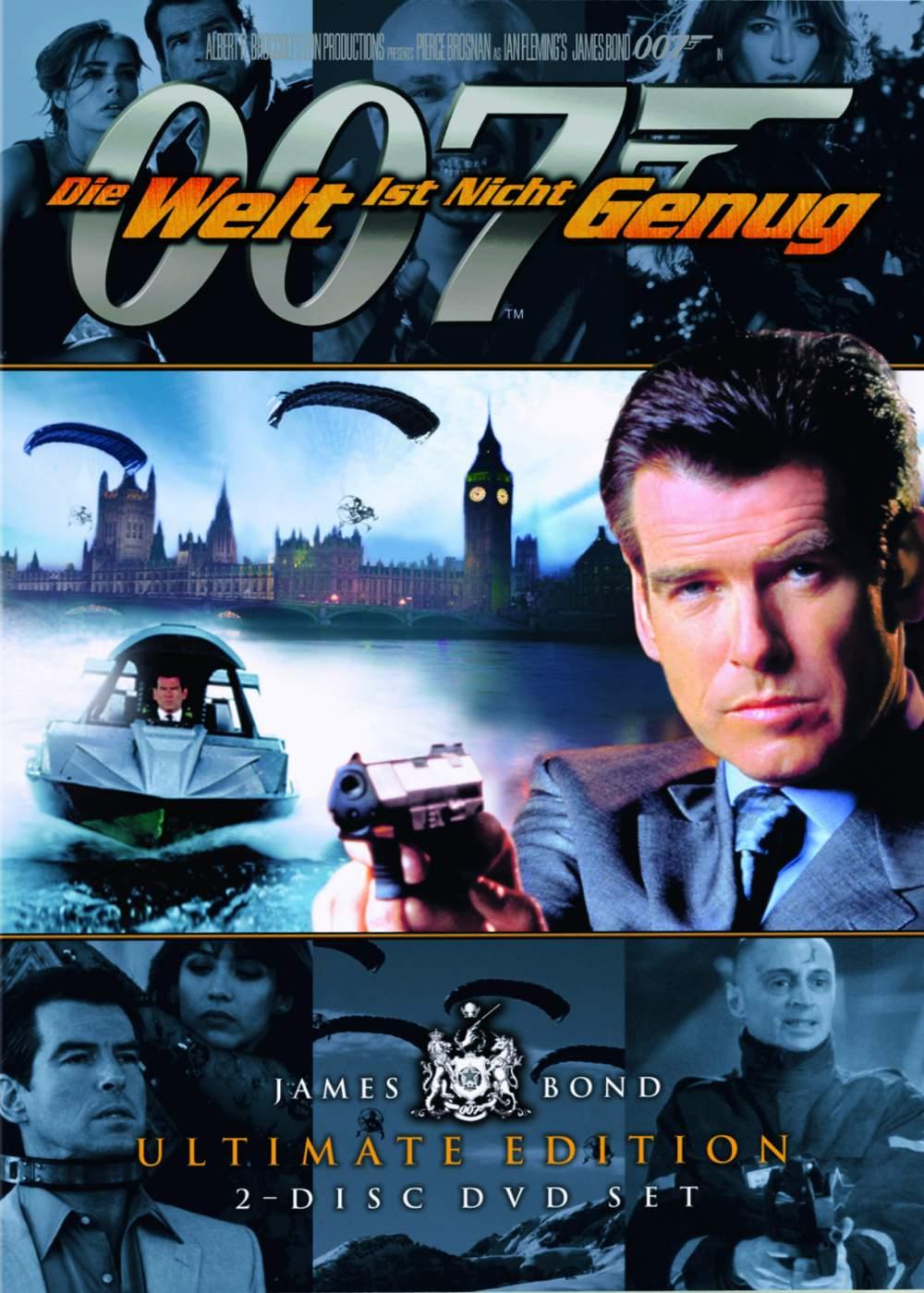 James Bond 007 - Die Welt Ist Nicht Genug Stream