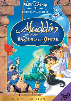 aladdin und der k nig der diebe film. Black Bedroom Furniture Sets. Home Design Ideas