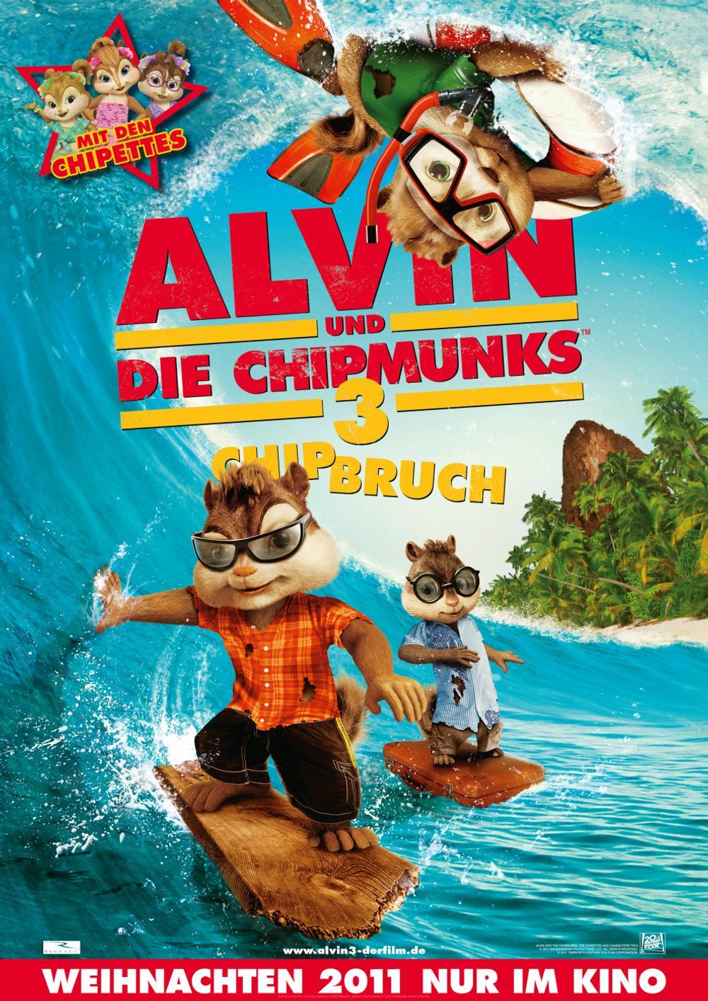 Alvin Und Die Chipmunks 3 Ganzer Film Deutsch