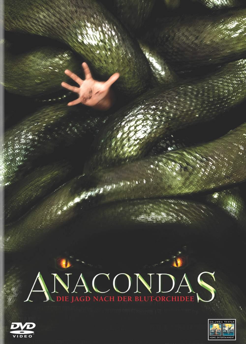 Anacondas Die Jagd Nach Der Blut-Orchidee