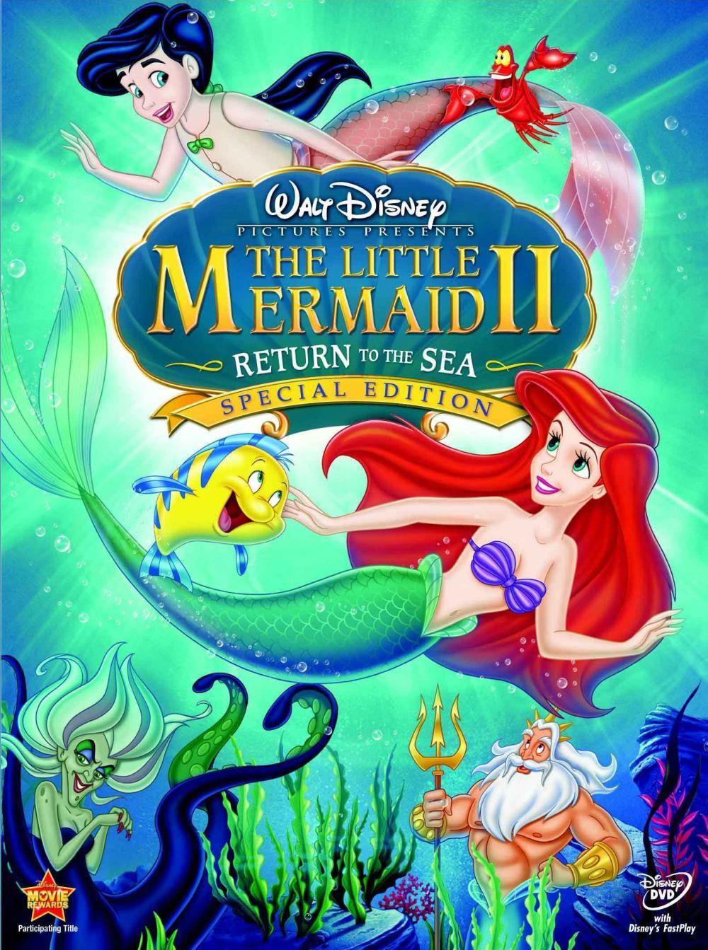 Ariel Meerjungfrau Film