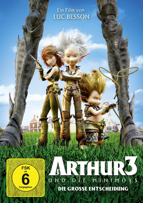 Arthur Und Die Minimoys 3 Stream