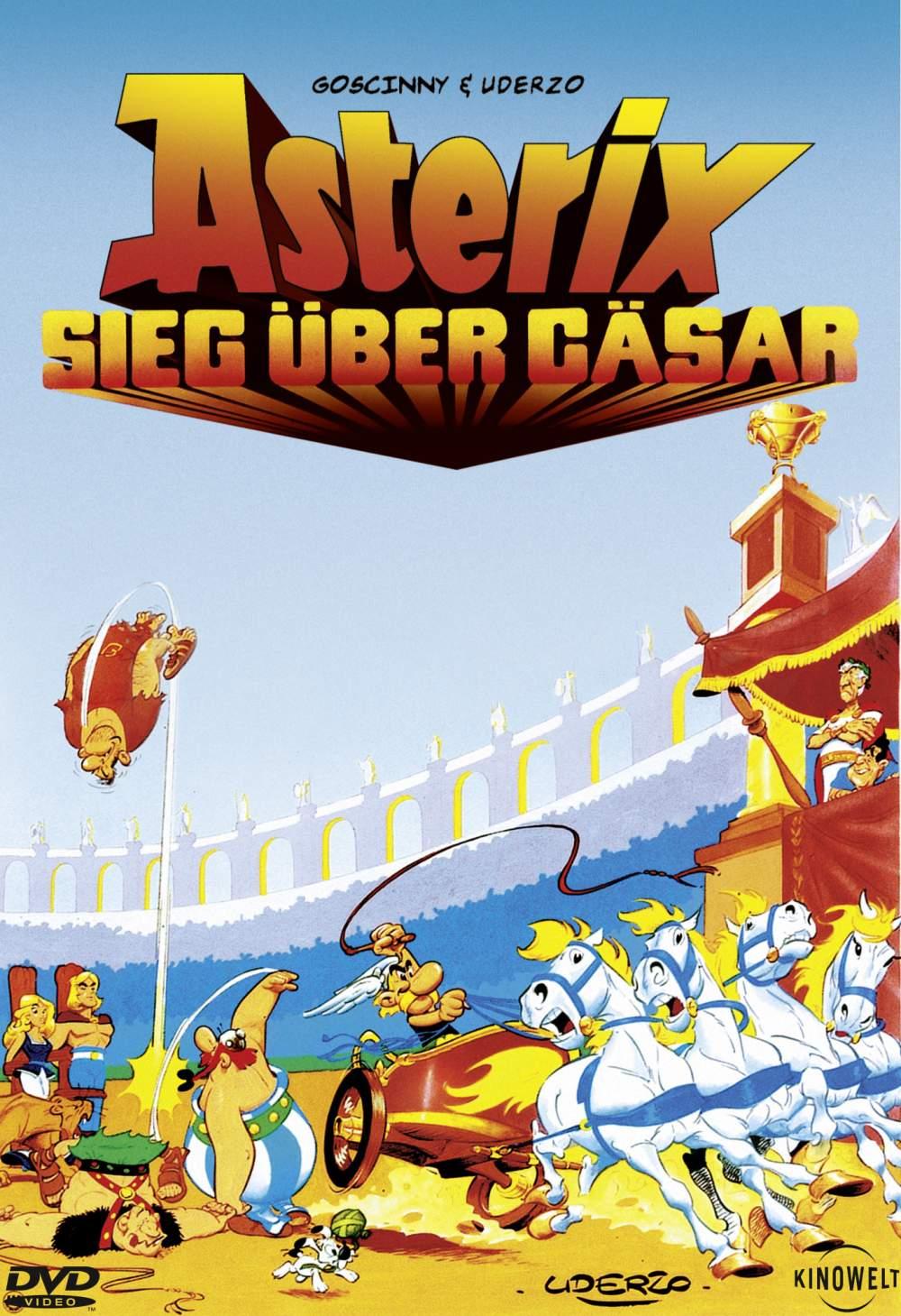 Asterix - Sieg über Cäsar - Film
