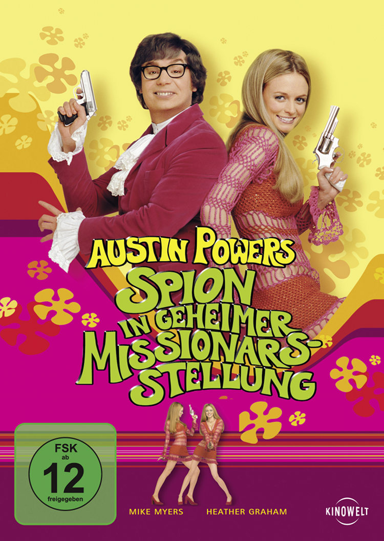 austin powers spion in geheimer missionarsstellung