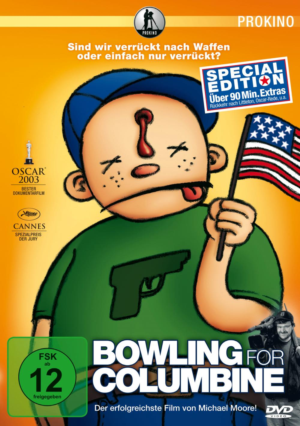 use editing bowling columbine