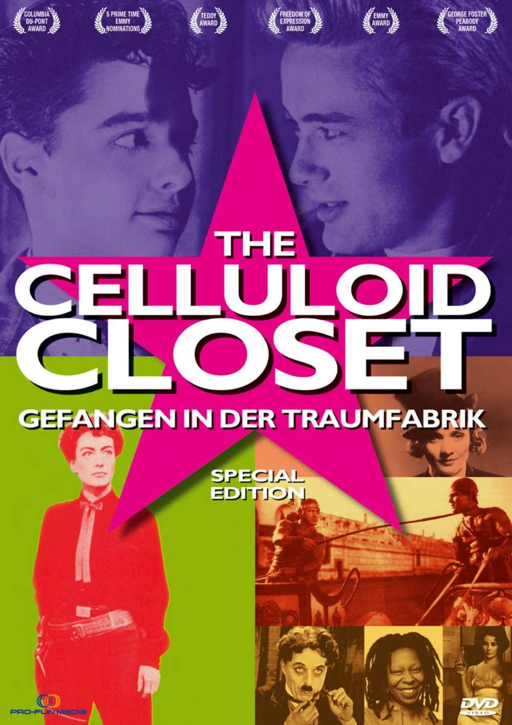 The Celluloid Closet Gefangen In Der Traumfabrik Film