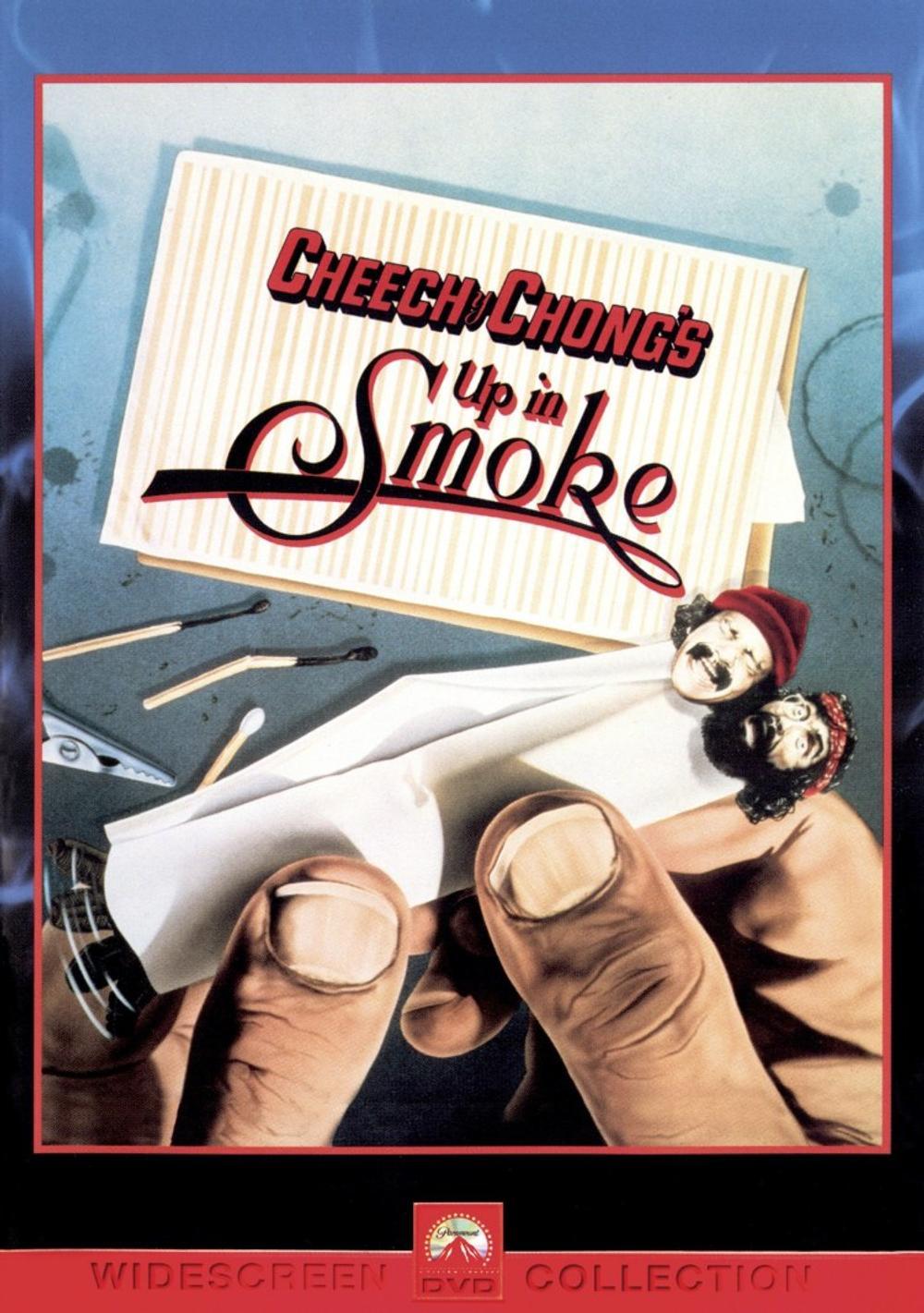 Cheech And Chong Viel Rauch Um Nichts
