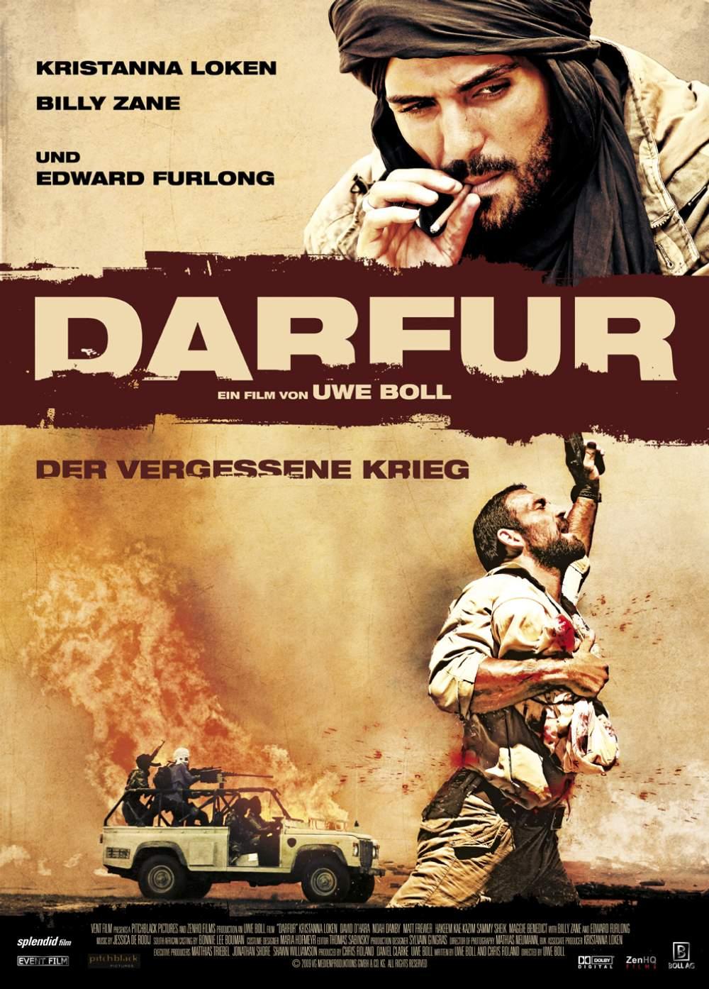 Darfur Der Vergessene Krieg