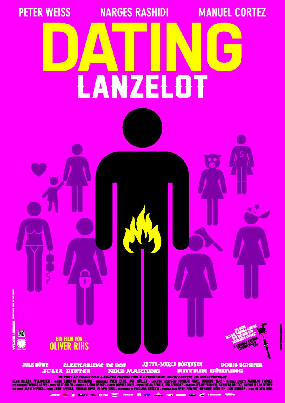 Dating Lanzelot Trailer DVD Filmkritik