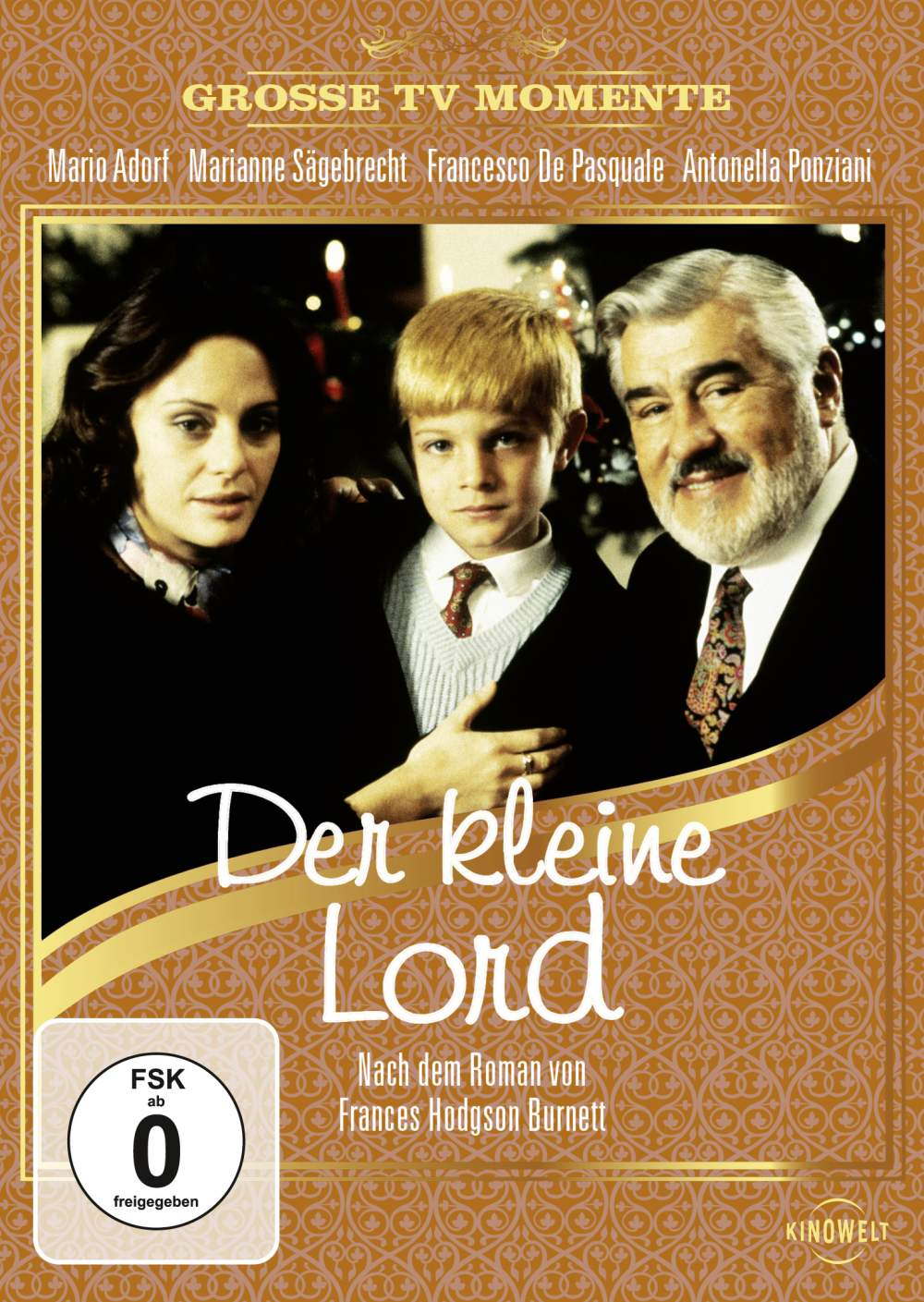 der kleine lord film. Black Bedroom Furniture Sets. Home Design Ideas