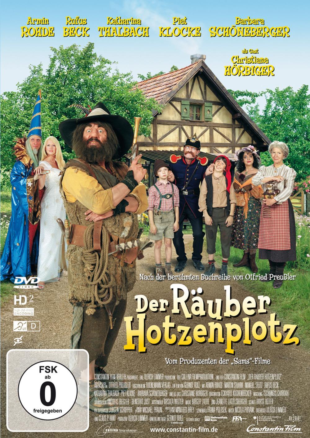 Der Räuber Hotzenplotz 2006 Ganzer Film