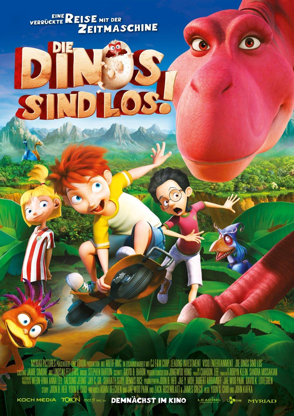 Die Dinos Download