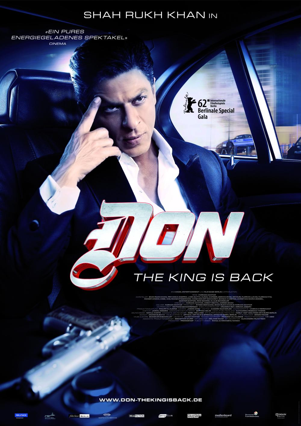 Don – The King Is Back Stream