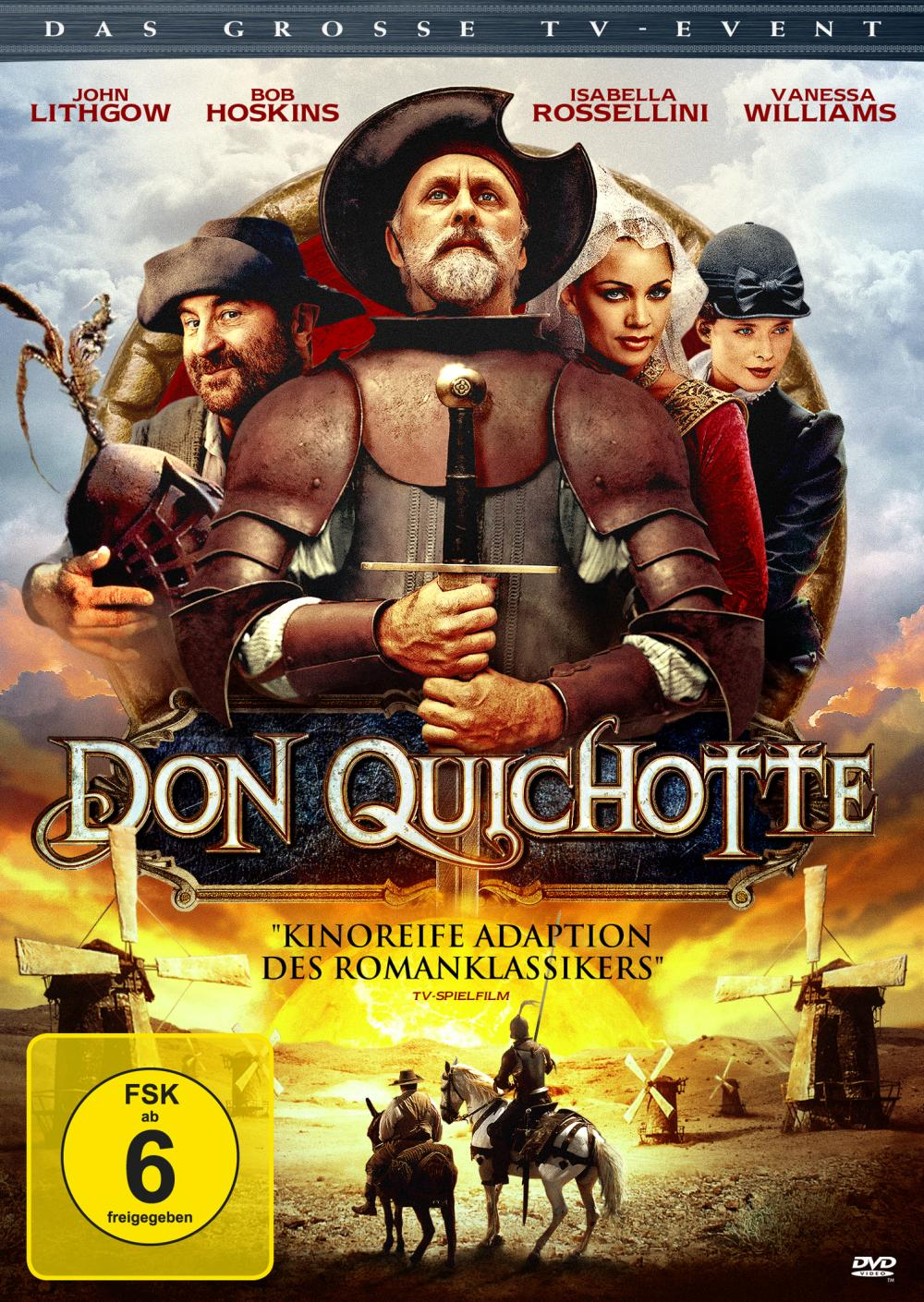 Don Quichotte Film