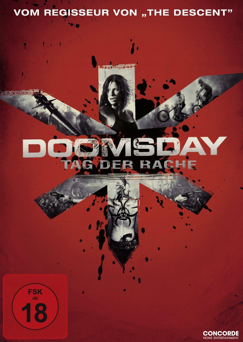 doomsday – tag der rache