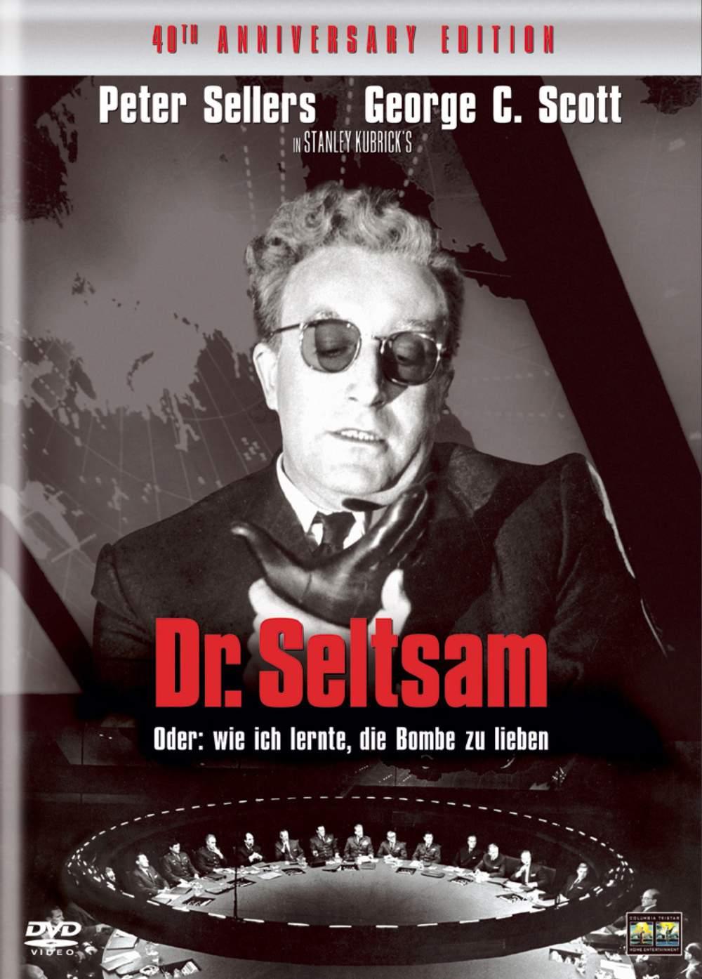 Dr Seltsam Oder Wie Ich Lernte Die Bombe Zu Lieben Stream