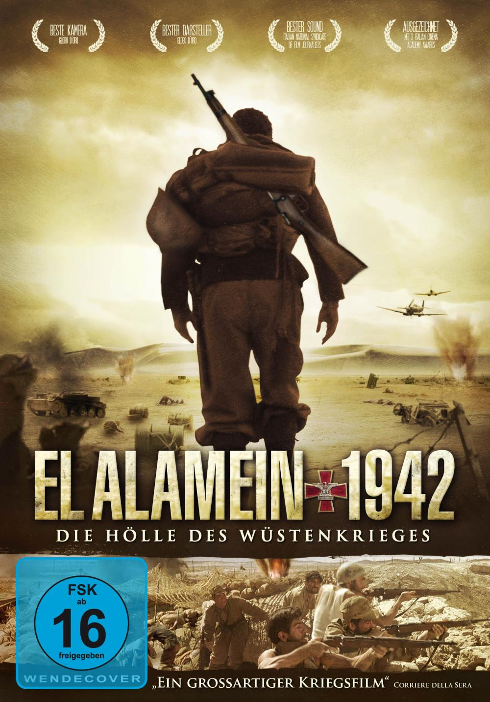 Königstiger Von El Alamein