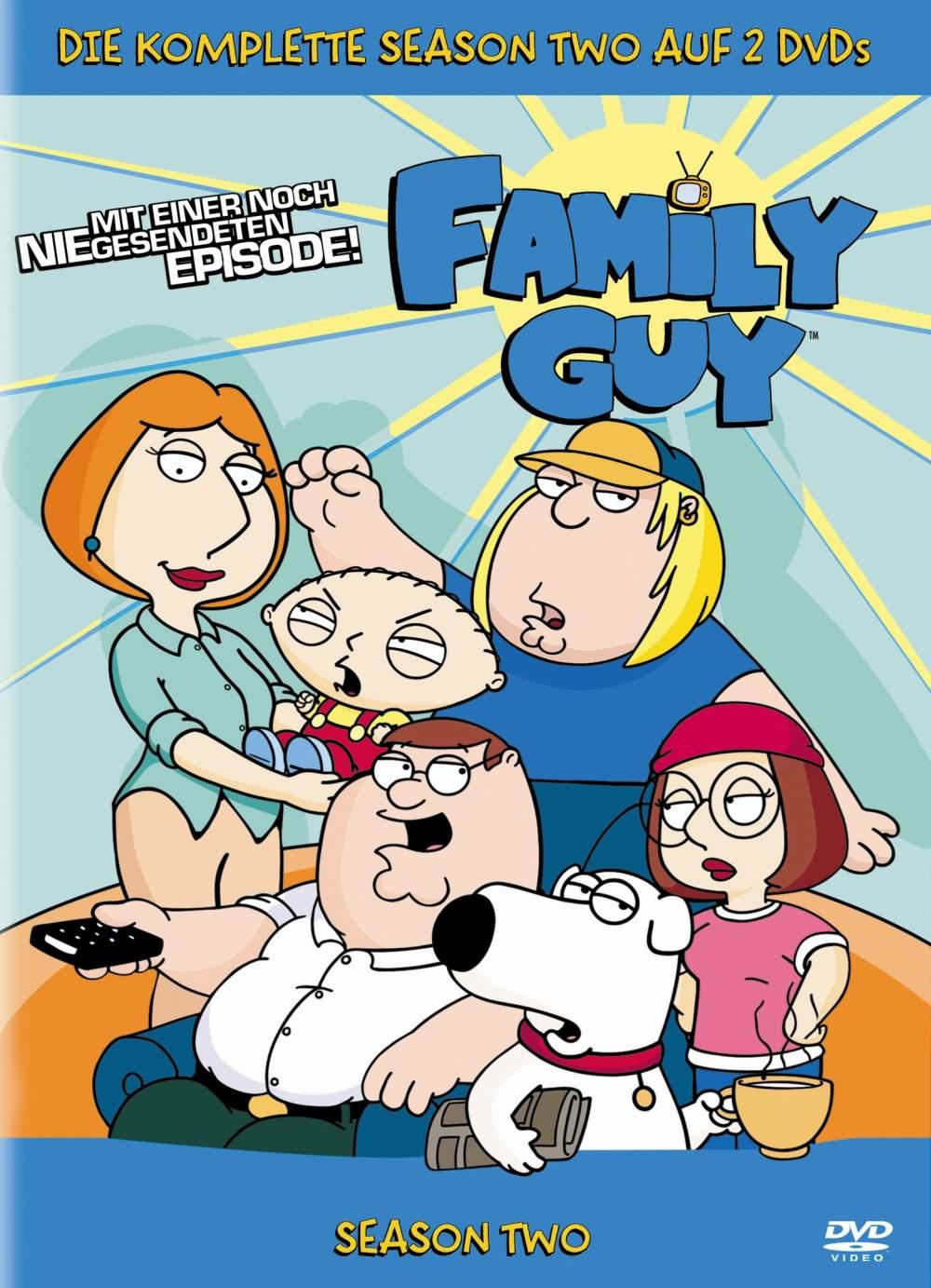 Family Guy Episoden