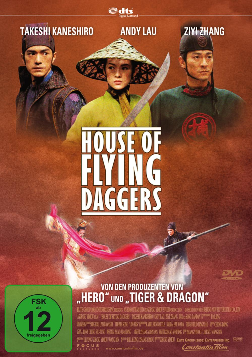 House of daggers movie review