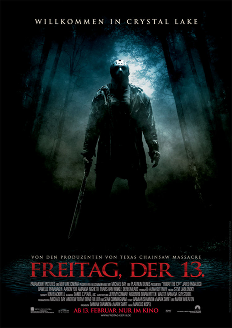Freitag Der 13 Unrated