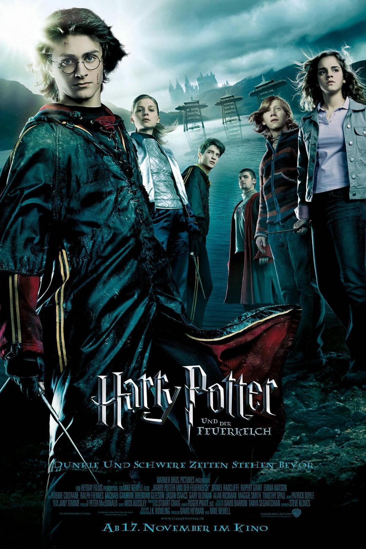 Harry Potter Film Neu