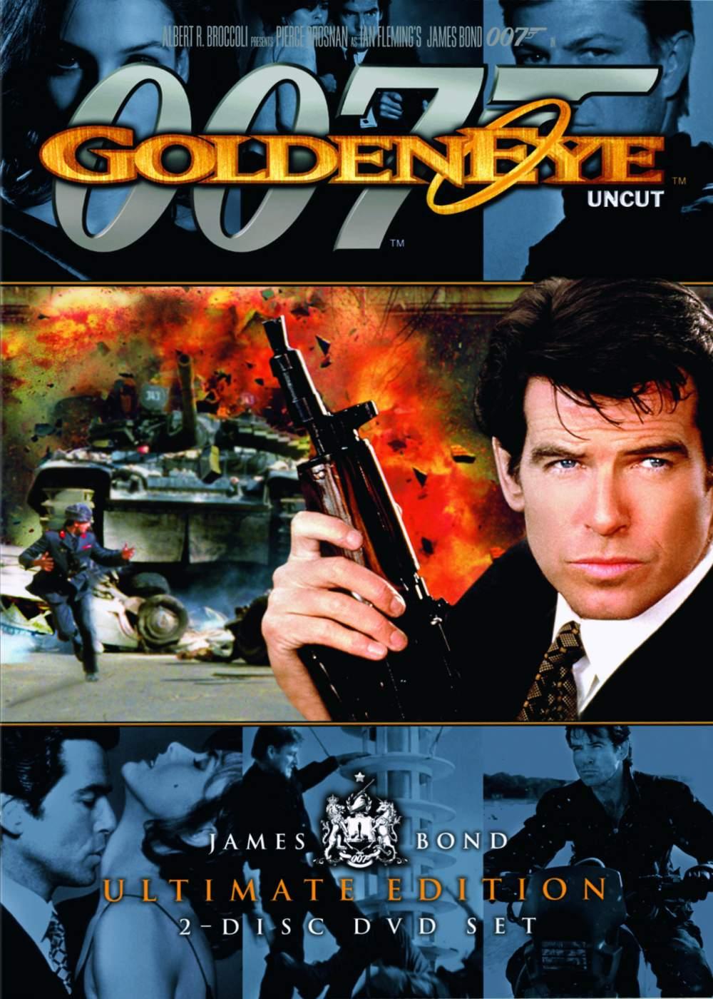 James Bond 007 - Goldeneye - Film