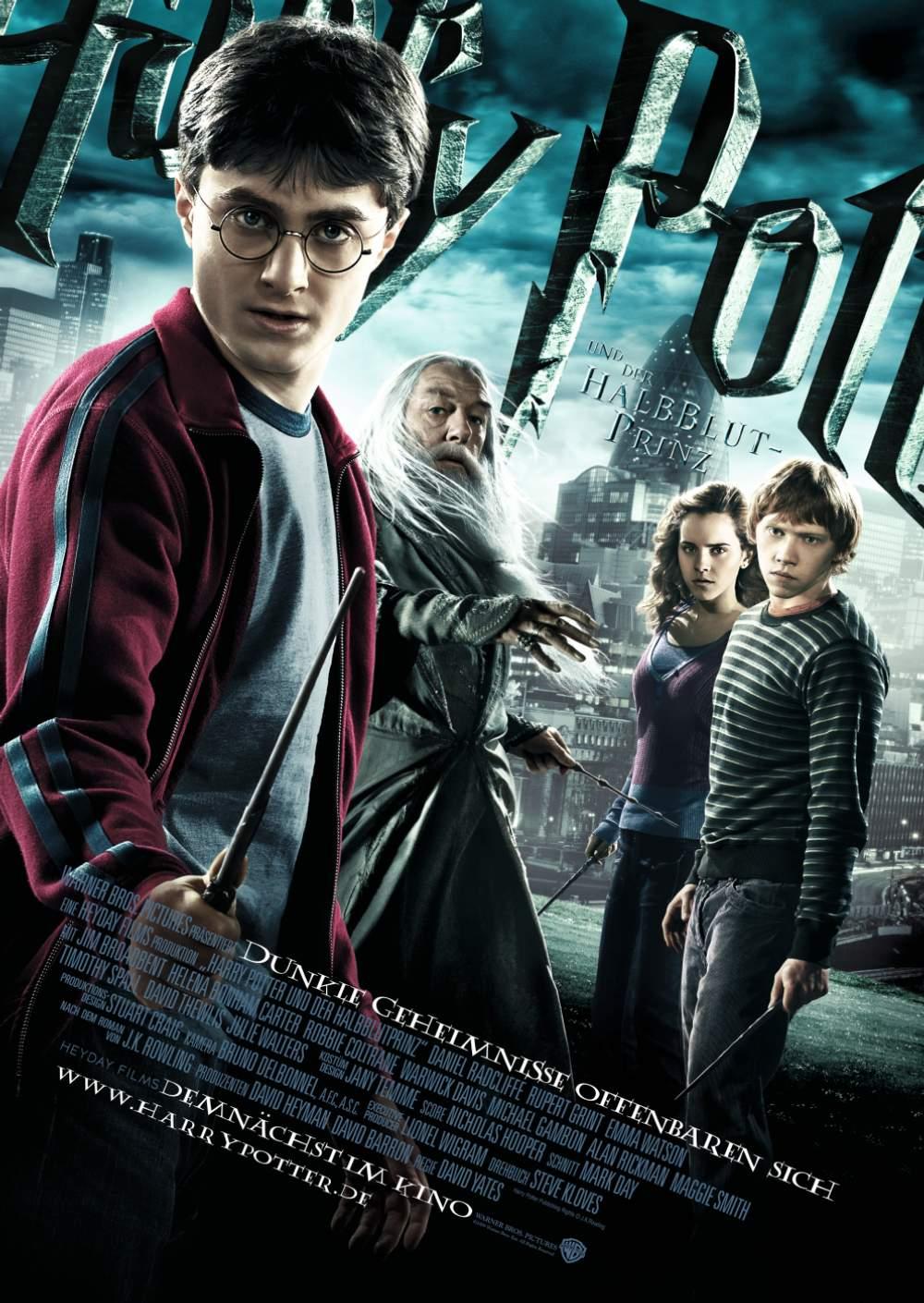 Harry Potter Titel