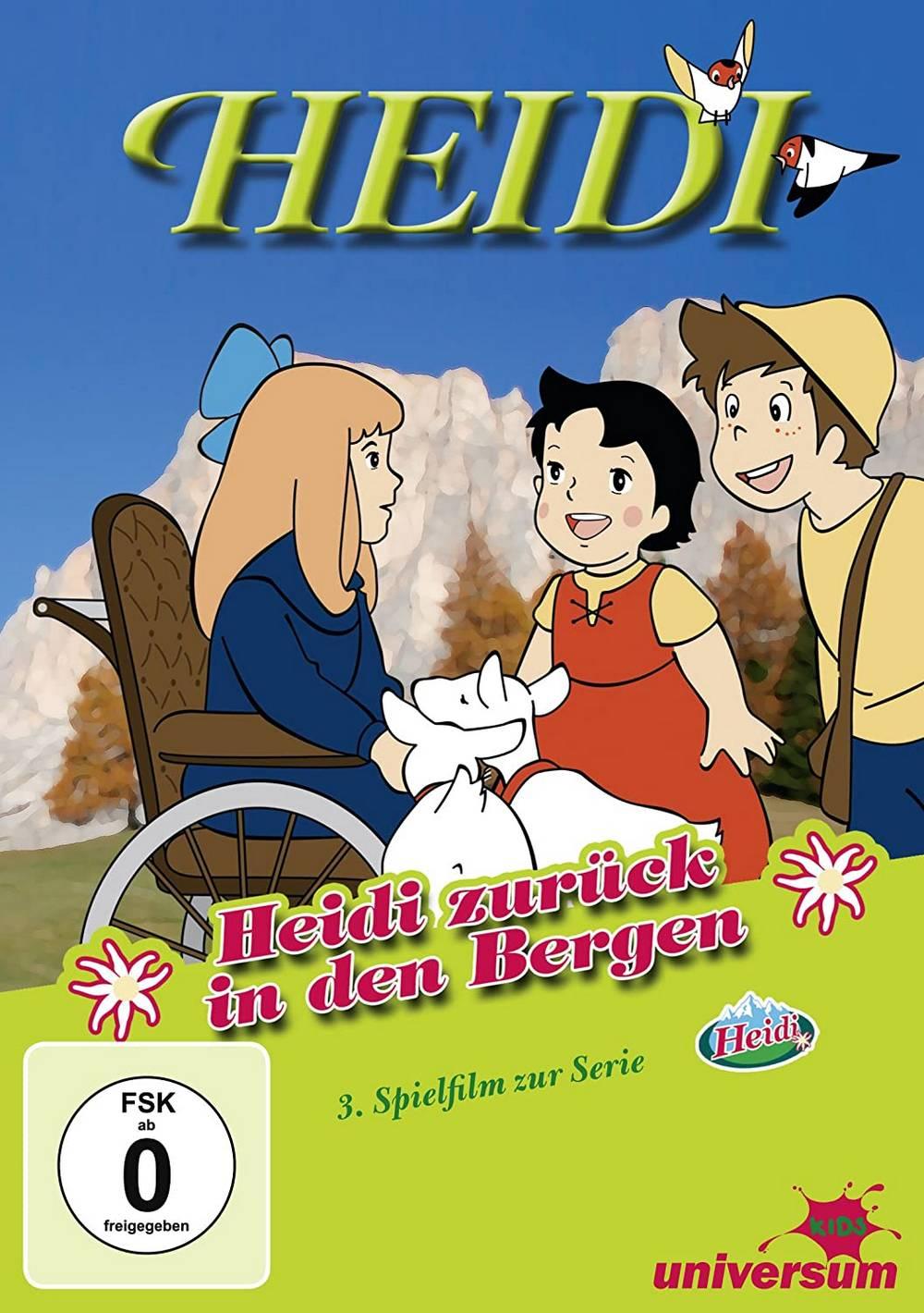 Heidi die wilden Fickerein auf der Alm