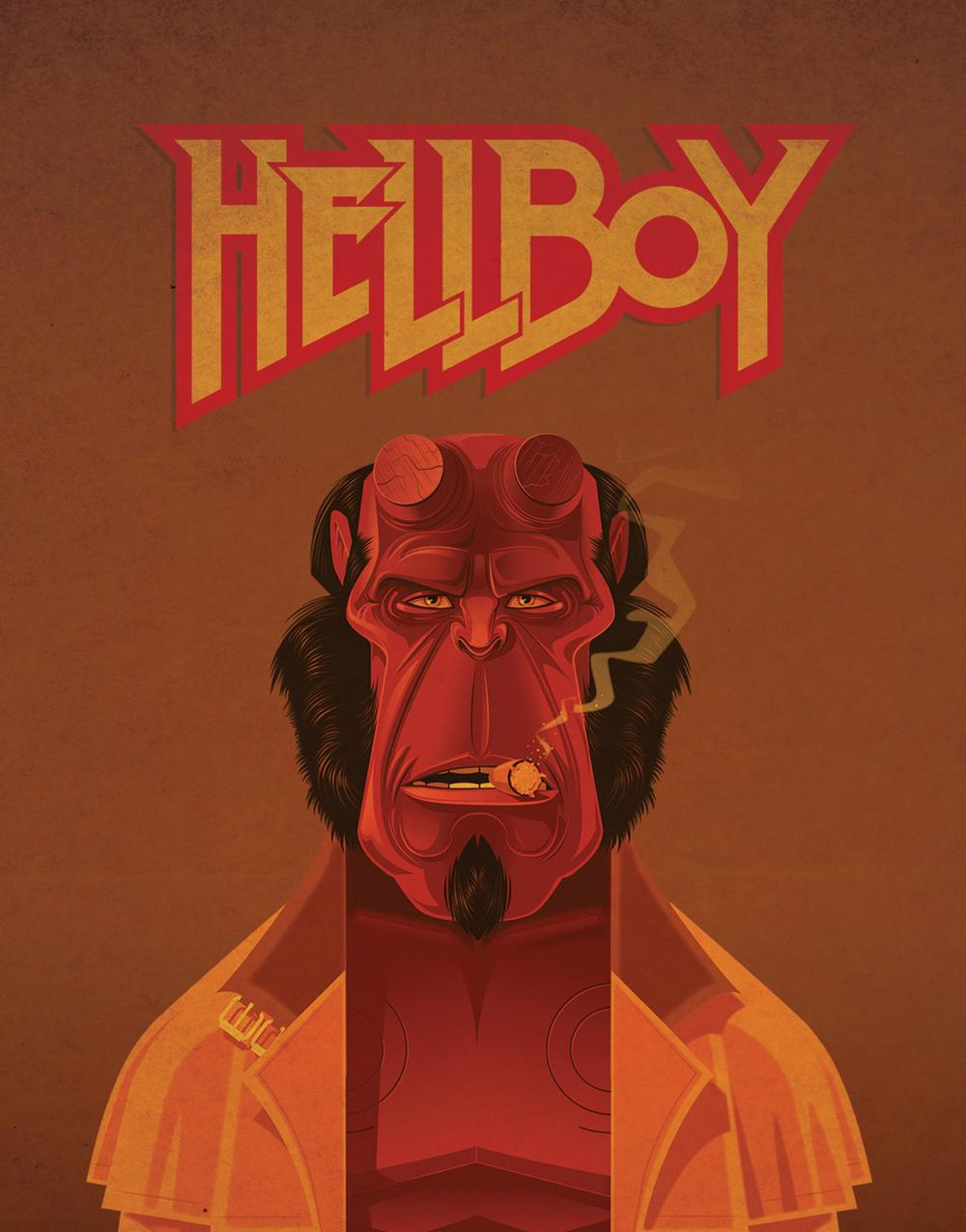 Hellboy Darsteller