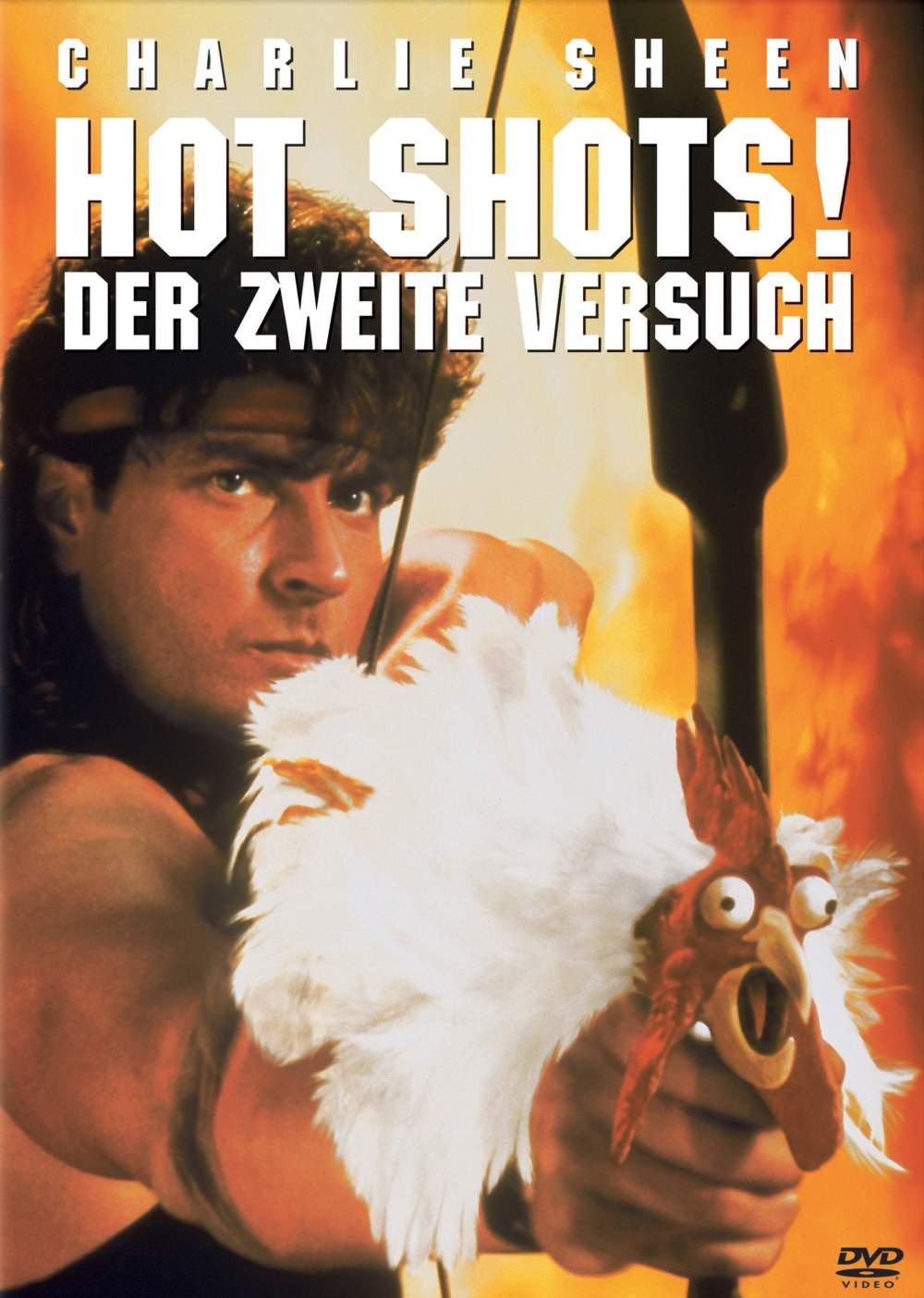 Hot Shots! Der Zweite Versuch Besetzung