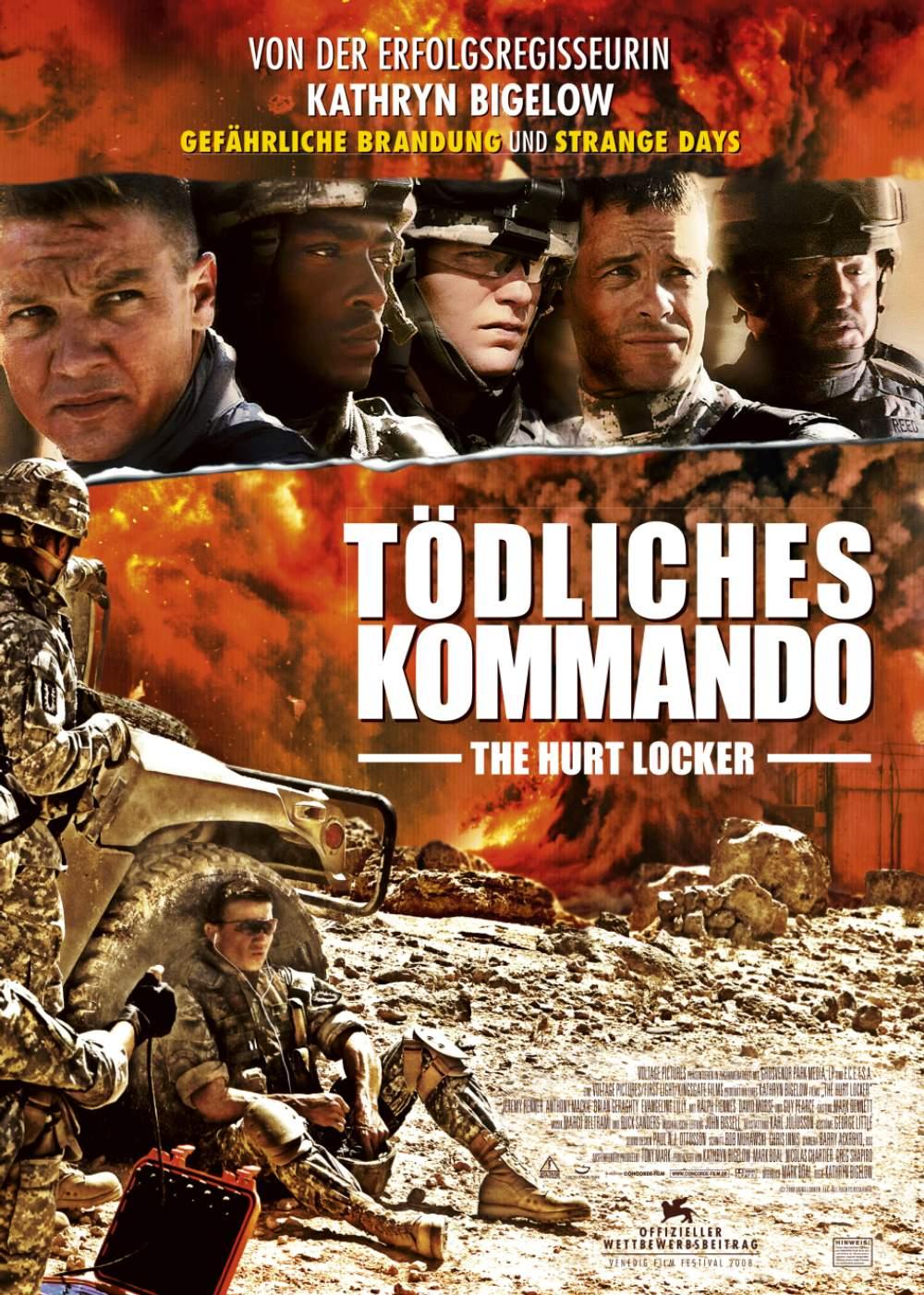 Tödliches Kommando The Hurt Locker