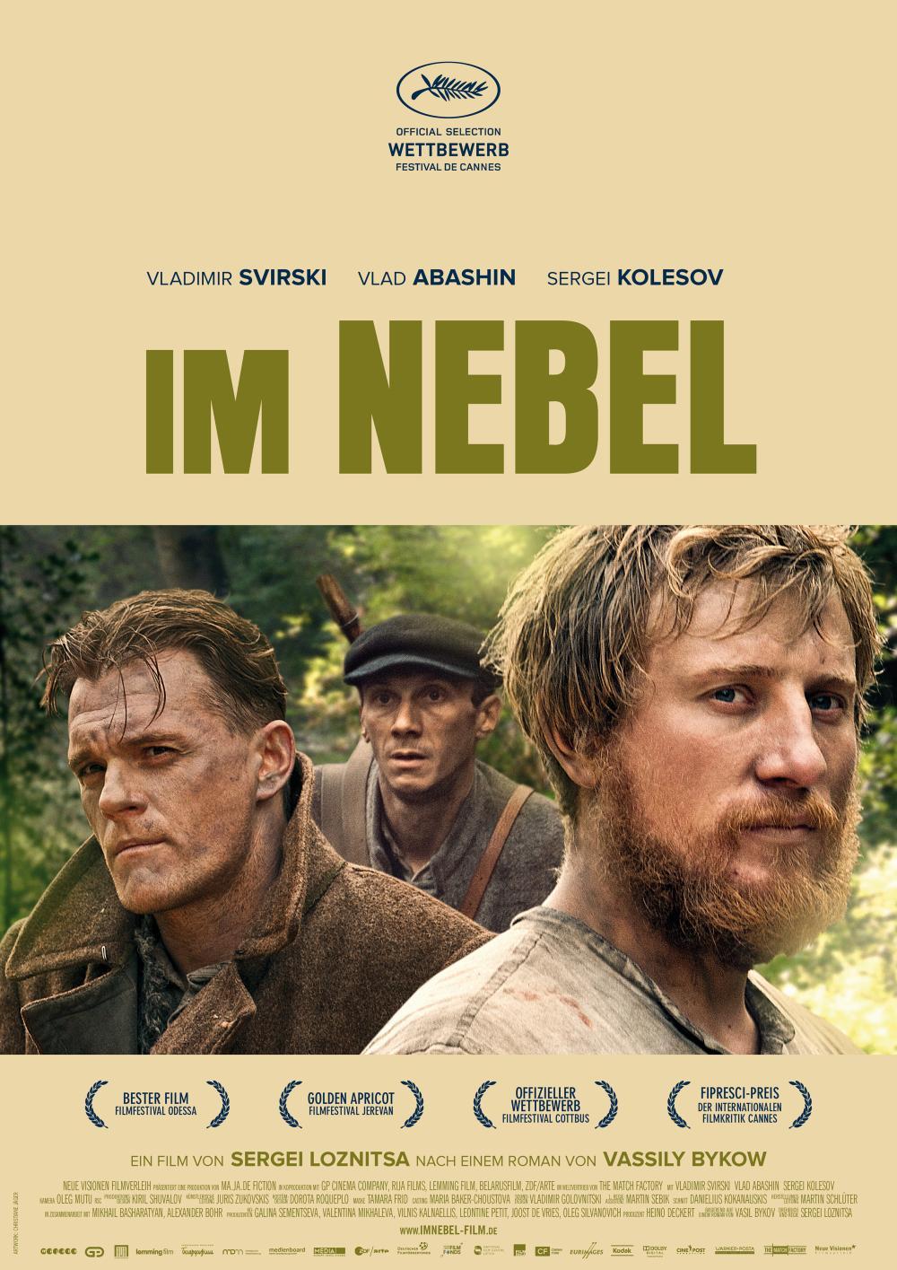 Im Nebel Film