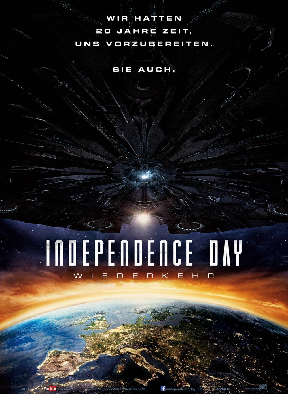 Darsteller Independence Day