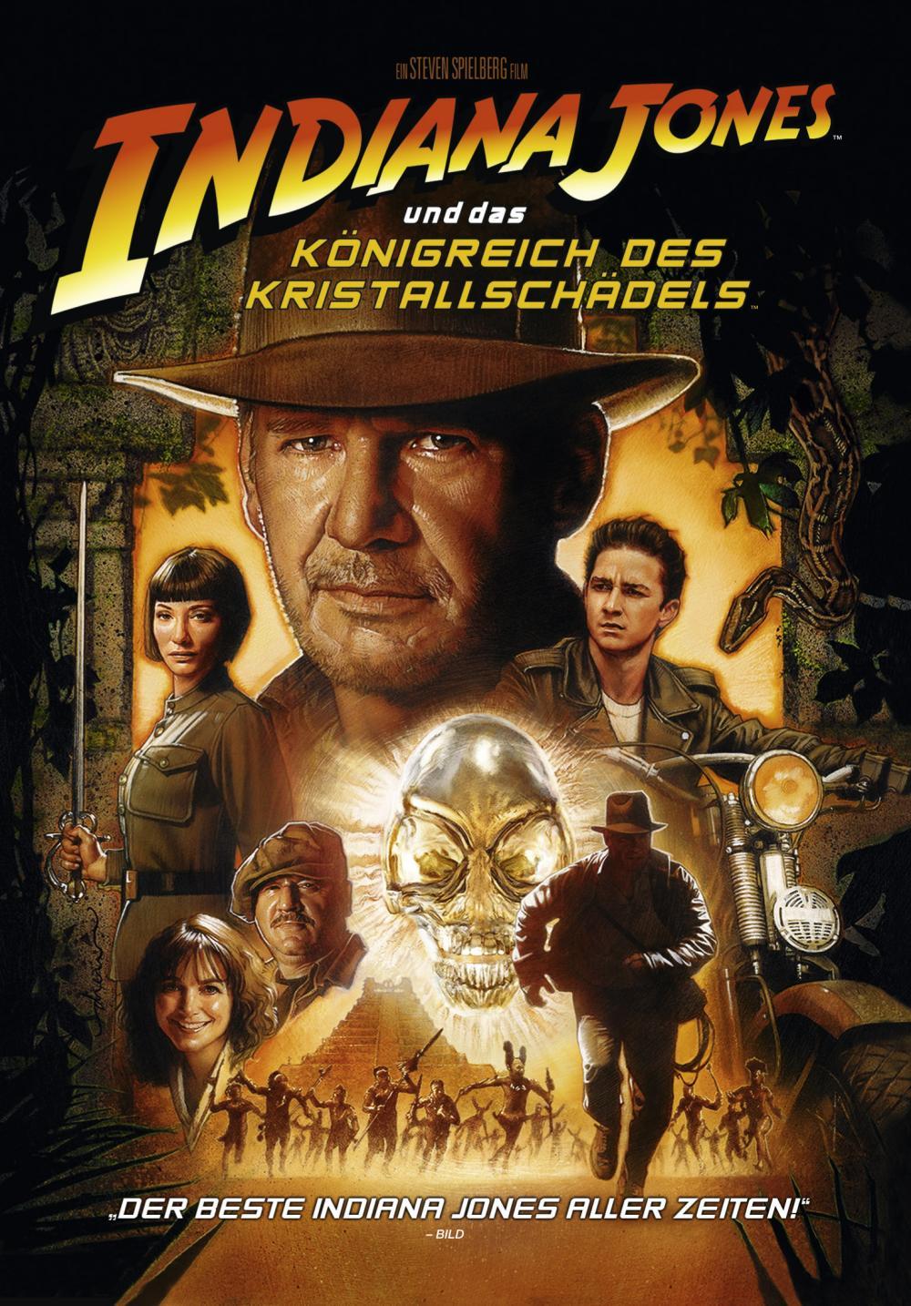 Indiana Jones Königreich Des Kristallschädels Stream