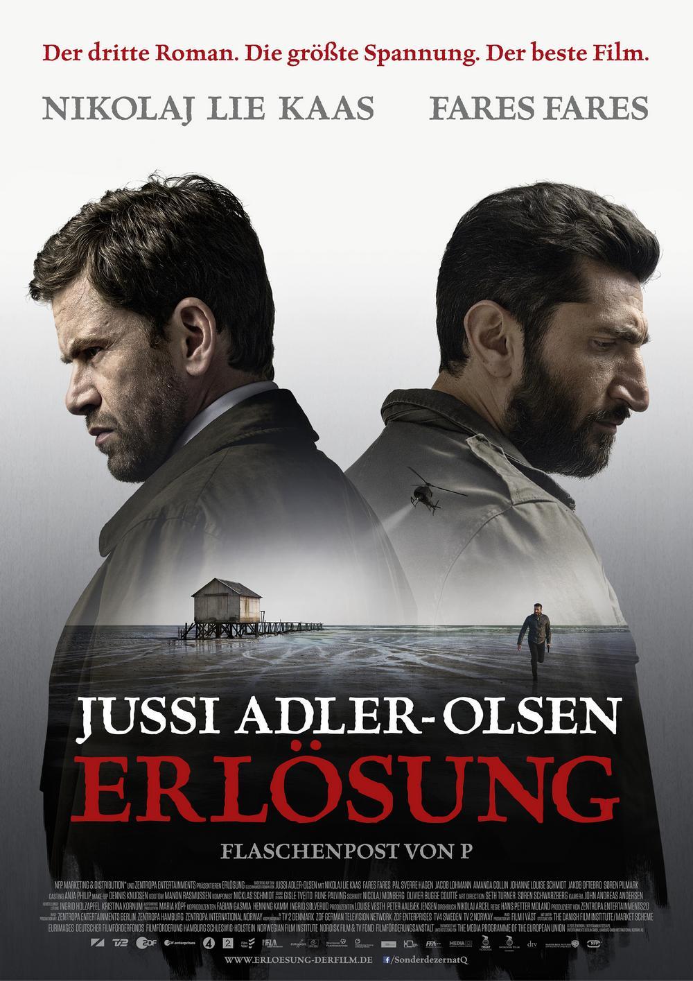Adler Olsen Schändung Film