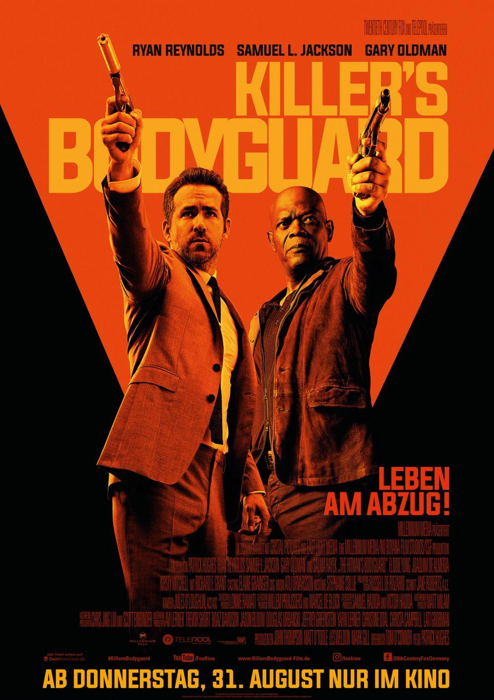 Killers Bodyguard 2019