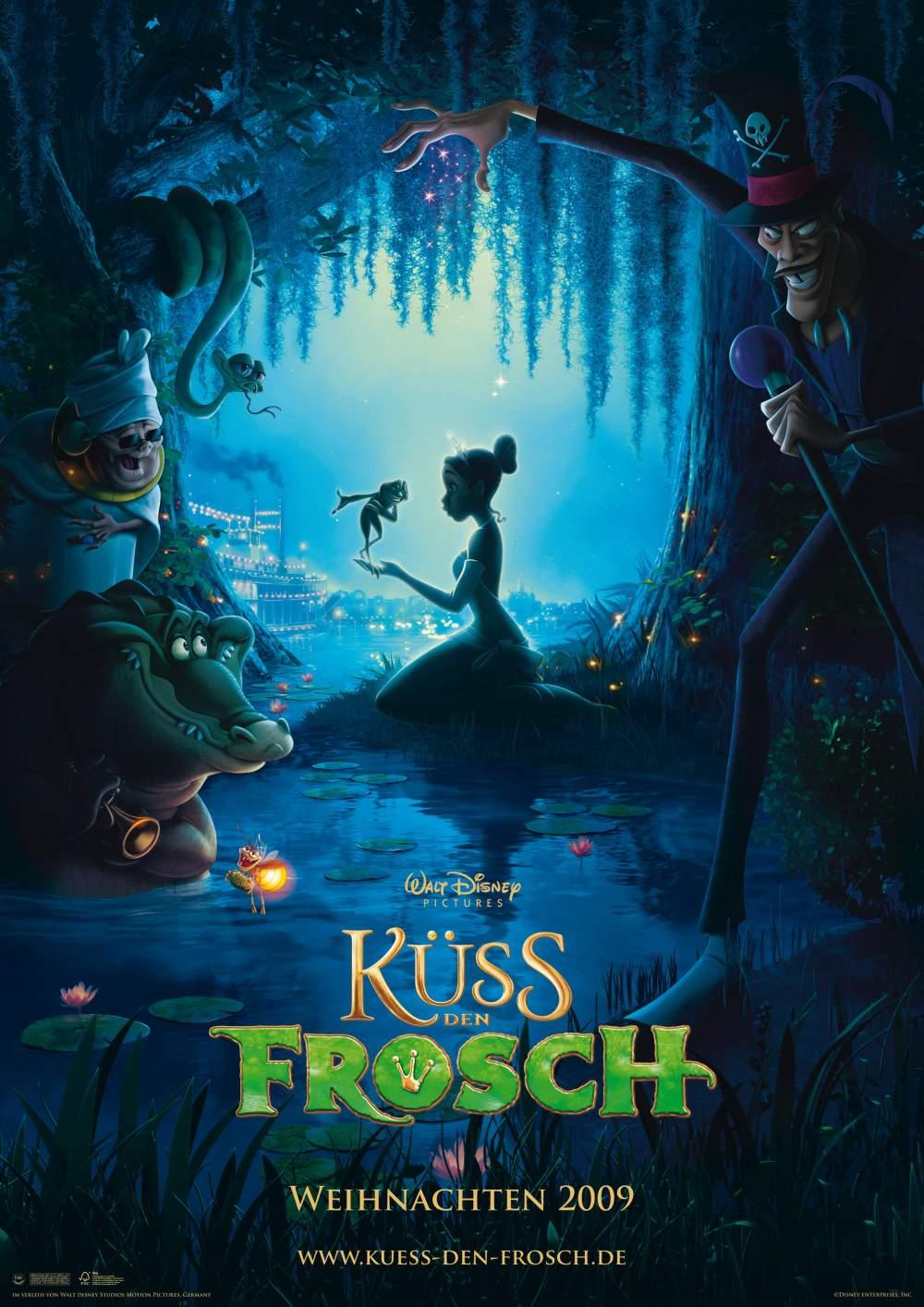 Küss Den Frosch Ray