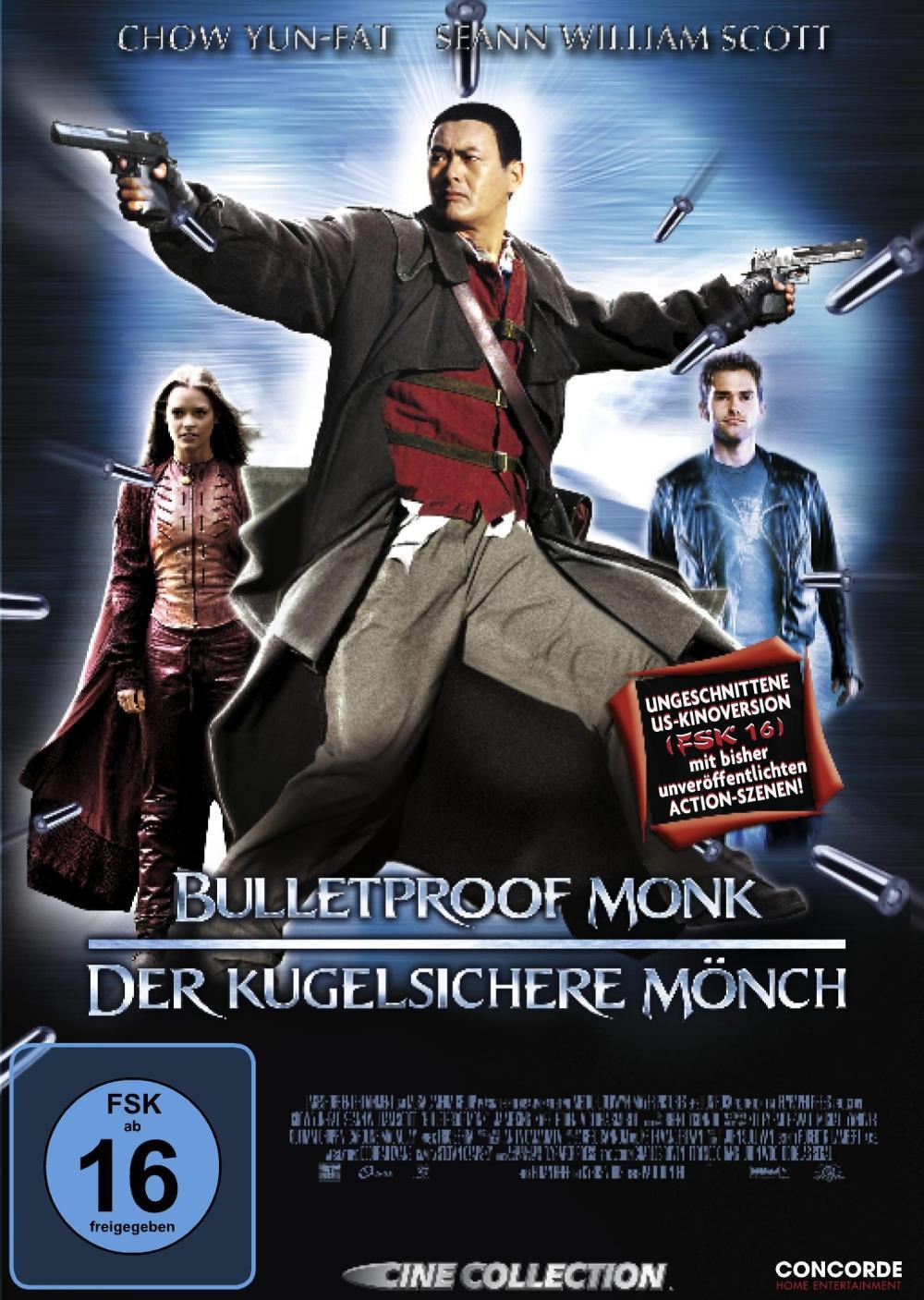 Der Kugelsichere Mönch