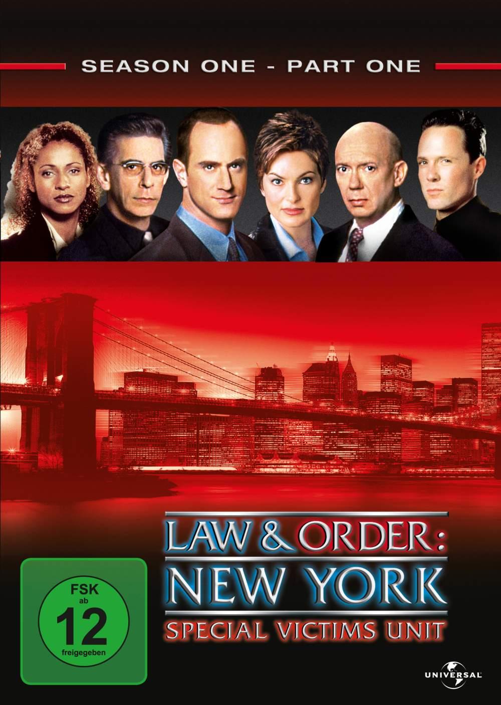 law and order auf deutsch