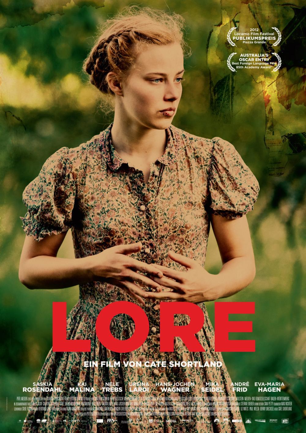[好雷] 純真消逝的年代 Lore (2012 澳洲&德國)