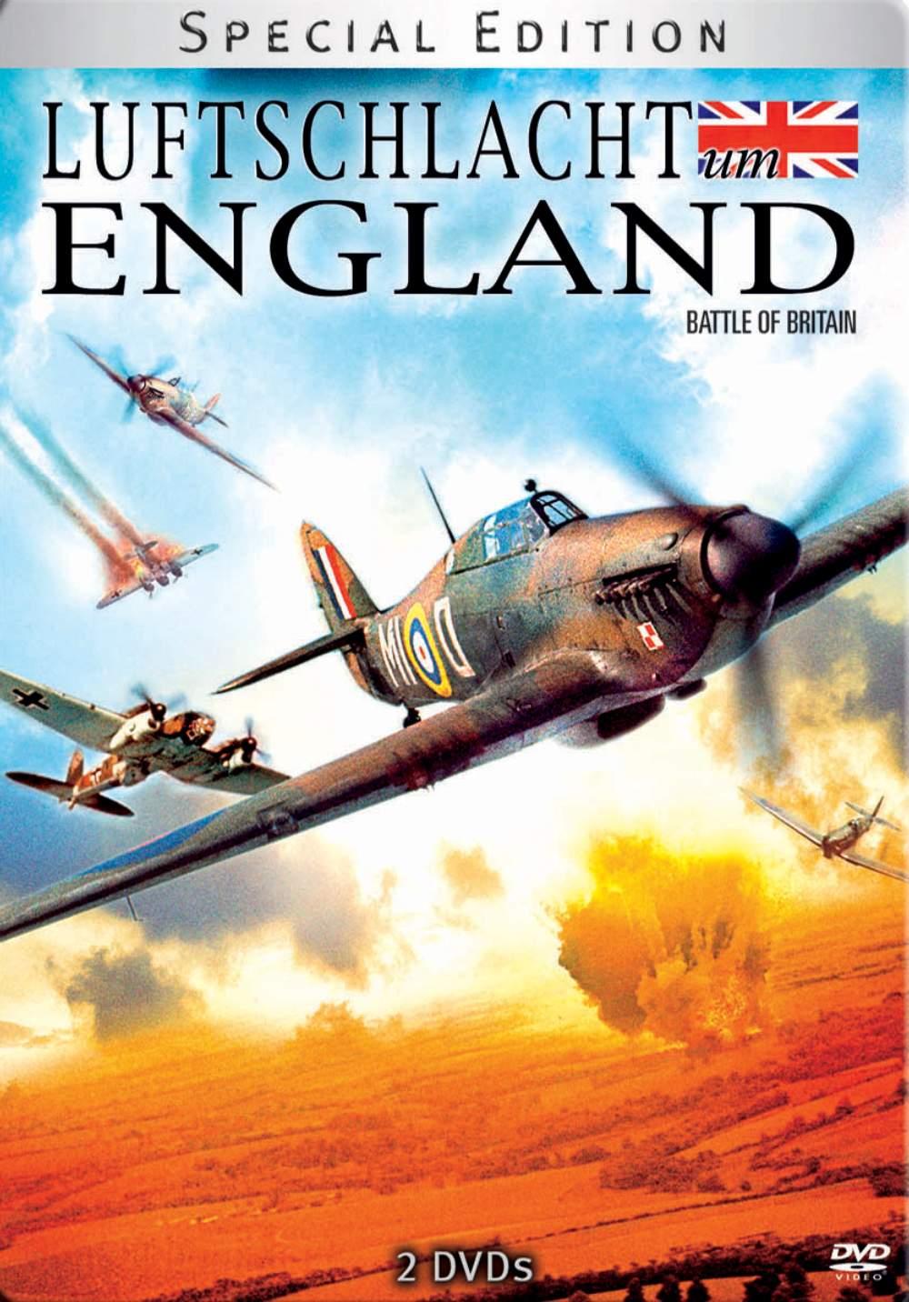 Luftschlacht Um England Film