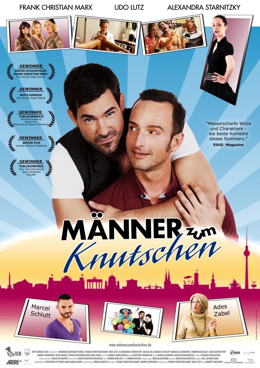 Männer zum Knutschen - Film