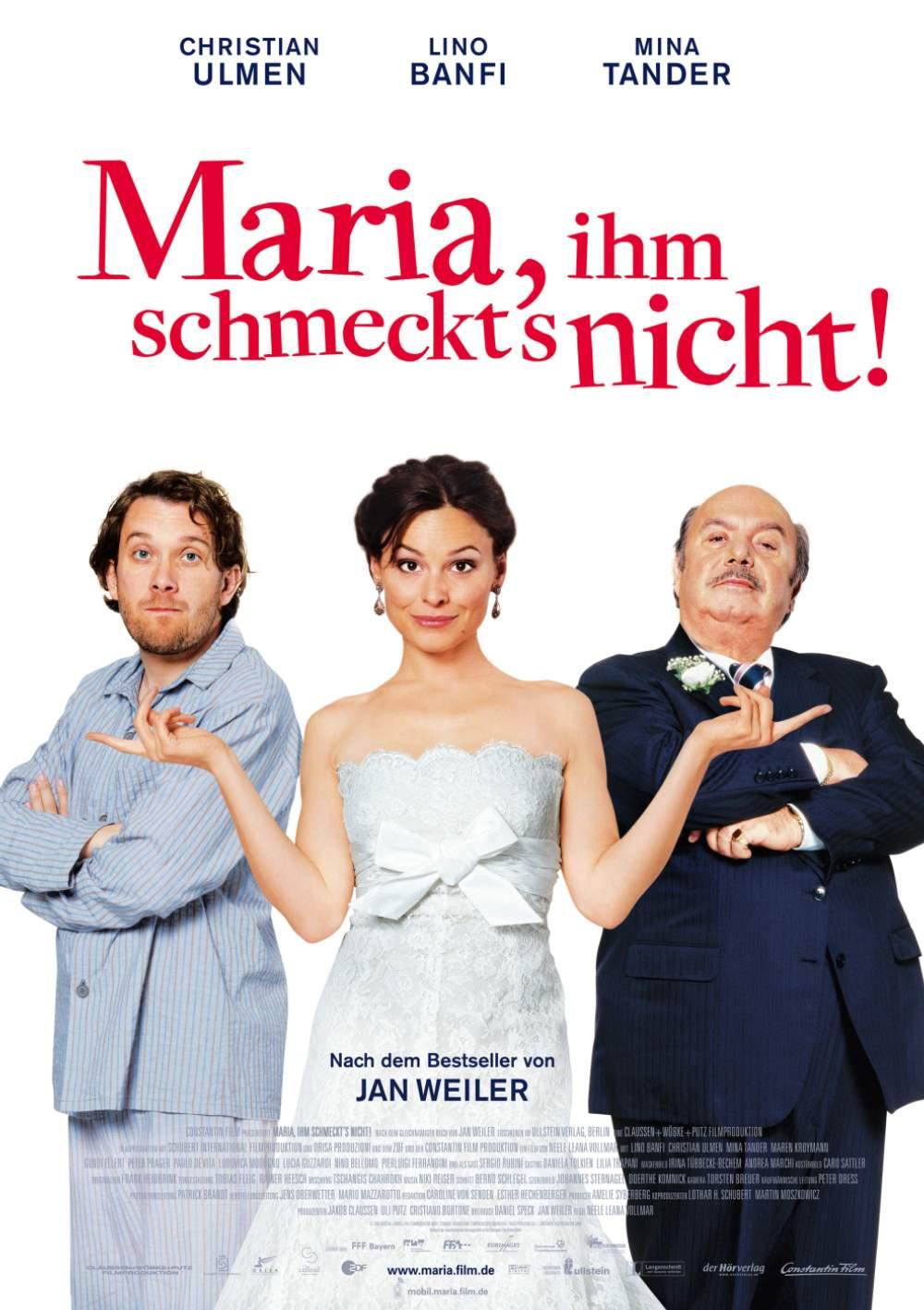 Maria Ihm SchmecktS Nicht Stream