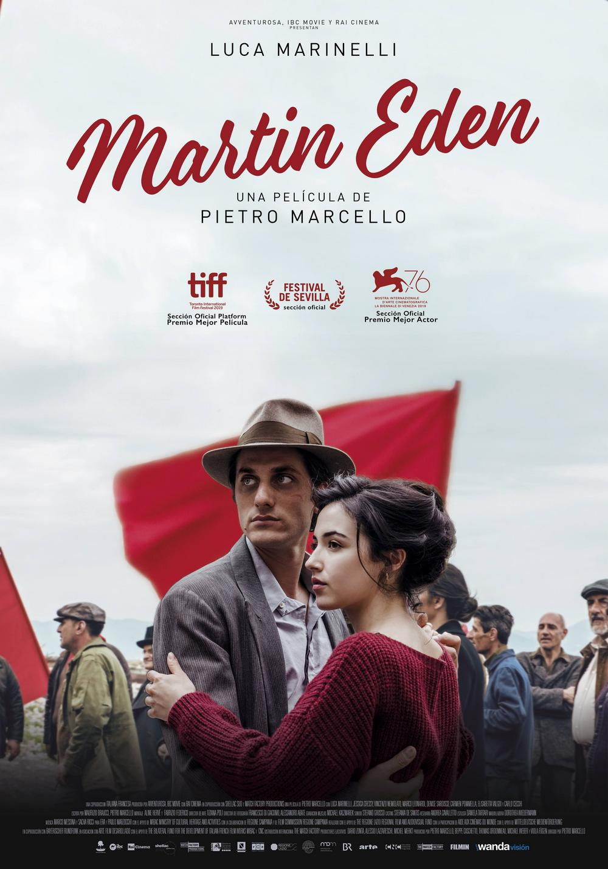 Martin Eden - Trailer