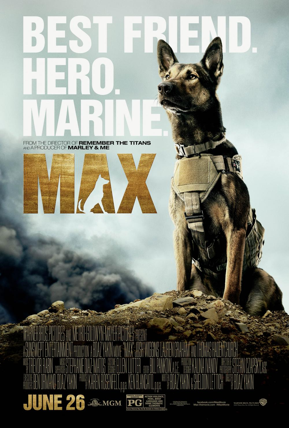 Max - Bester Freund Held Retter