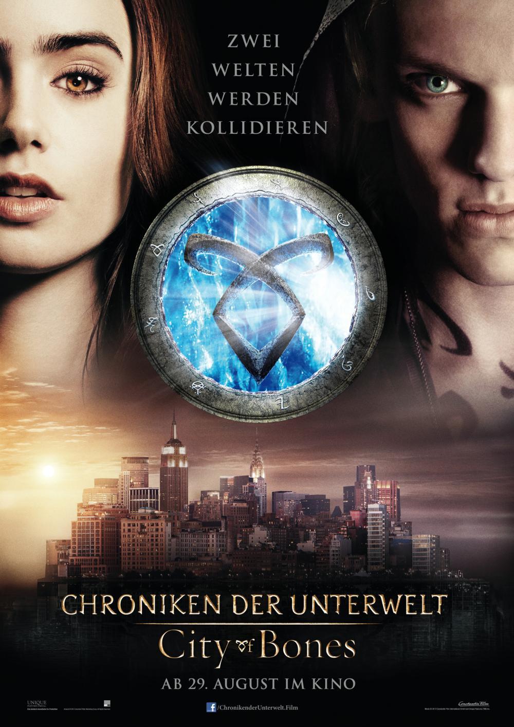 Chroniken der Unterwelt - City of Bones - Film