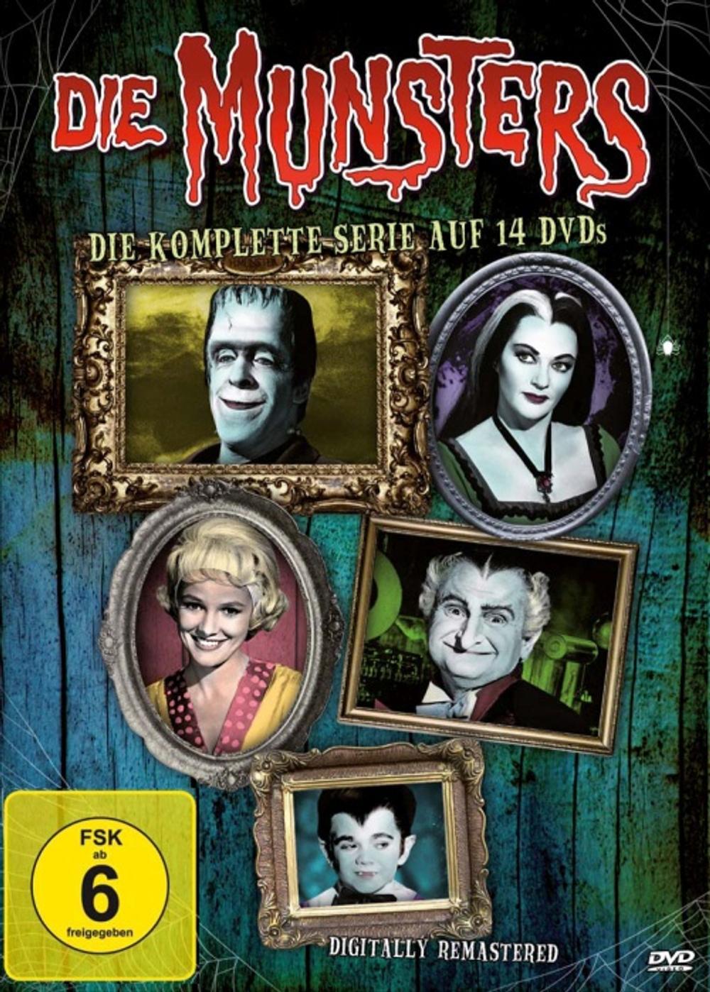 the munsters deutsch