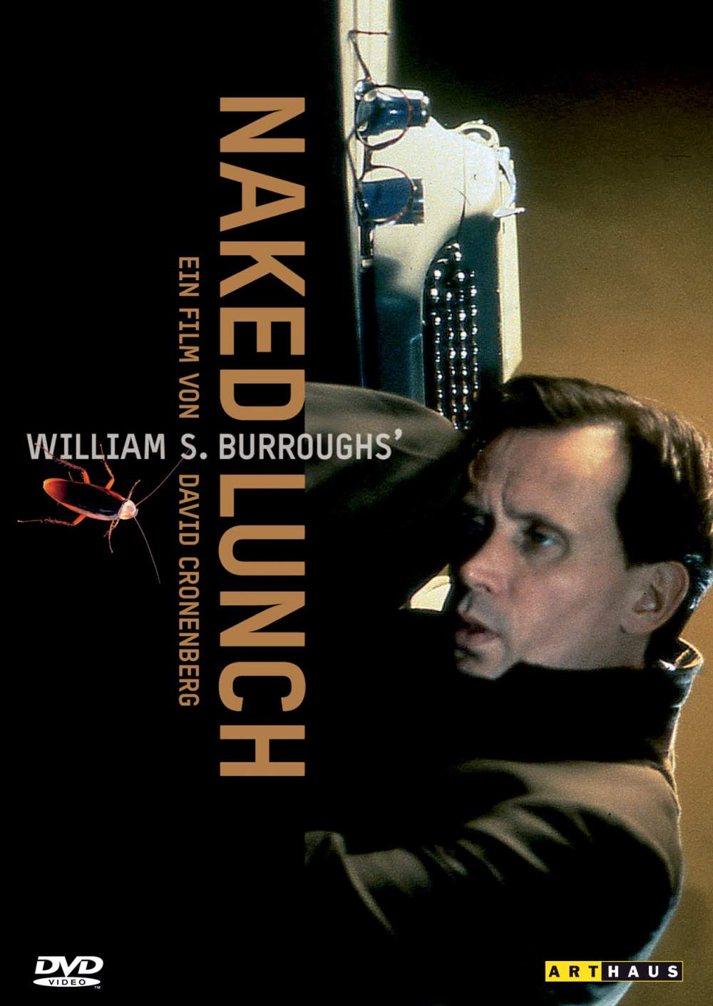 Watch Naked Lunch on Netflix Today!   NetflixMovies.com
